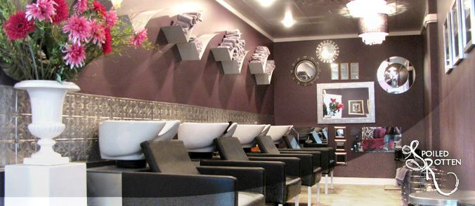 spoiled rotten salon
